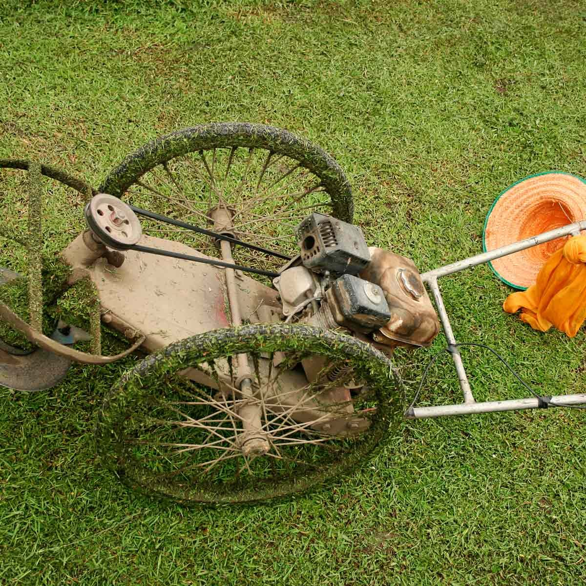 10 Vintage Lawn Mowers You Just Have To See Family Handyman