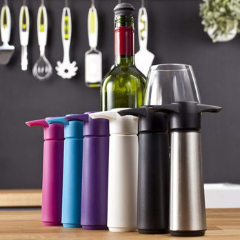 This Kitchen Gadget Keeps Your Wine Fresh for Practically Forever