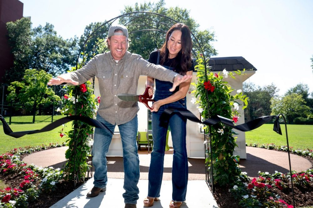 Chip and Joanna Gaines St. Jude Playhouse