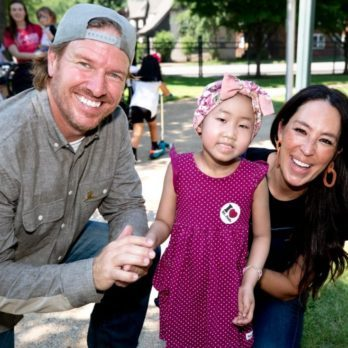 Chip and Joanna Gaines Donated $1.5 Million and Built a Playhouse for St. Jude
