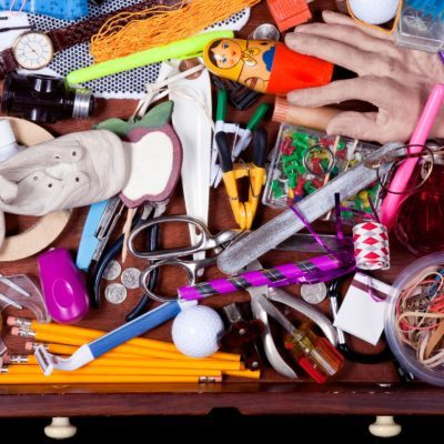 13 things personal organizers wont tell you junk drawer