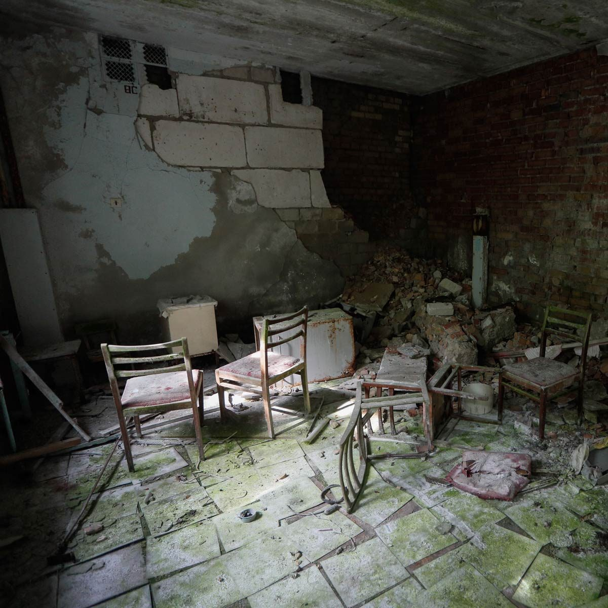 What Happens When Nature Takes Over Abandoned Homes