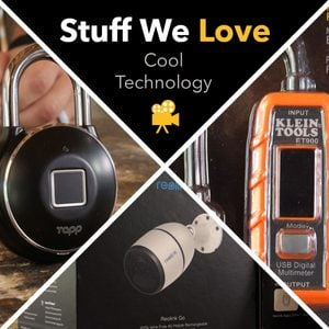 Stuff We Love: Cool Technology