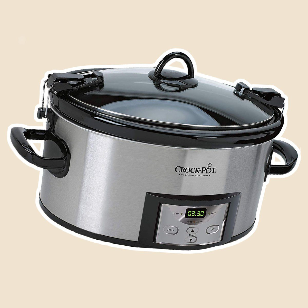 Crock Pot 6 Quart