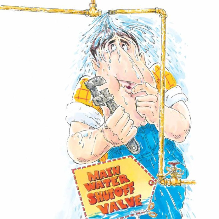 How to Locate Your Gas Shutoff Valve and Water Shutoff Valve