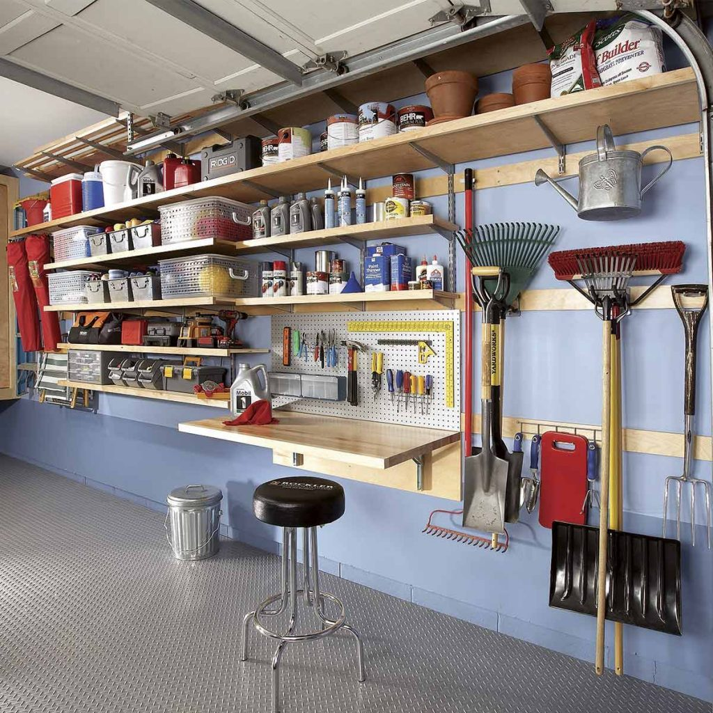 garage home improvement