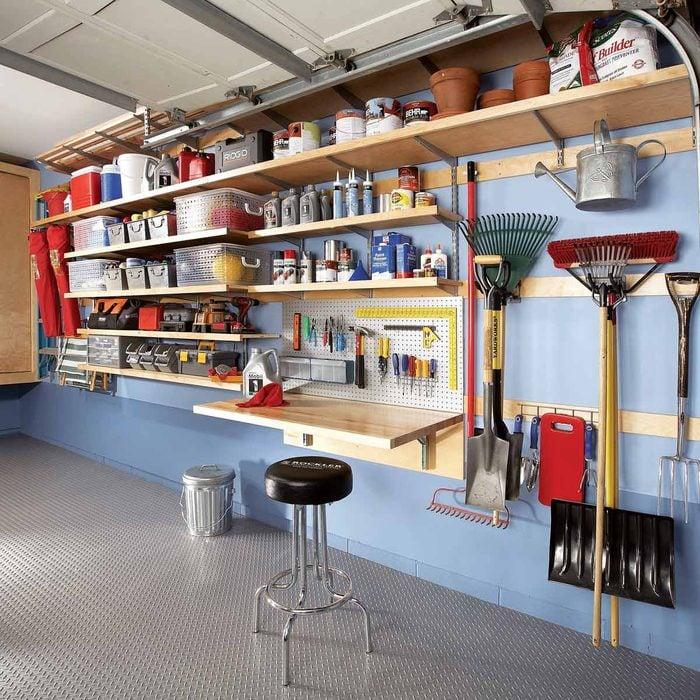 Small Garage Storage Ideas You Can Diy, Organizing Garage Ideas