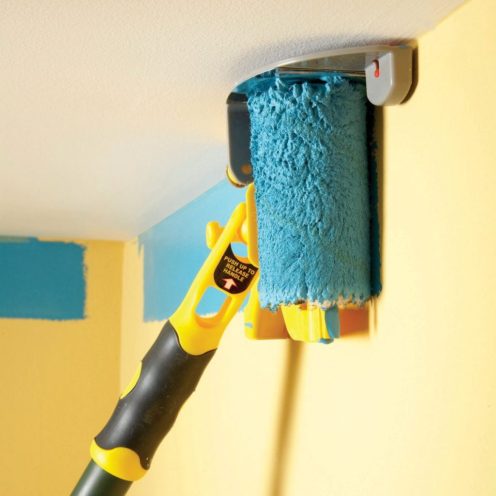 painting the ceiling tool