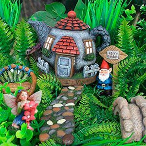 10 Enchanting Fairy Garden Kits