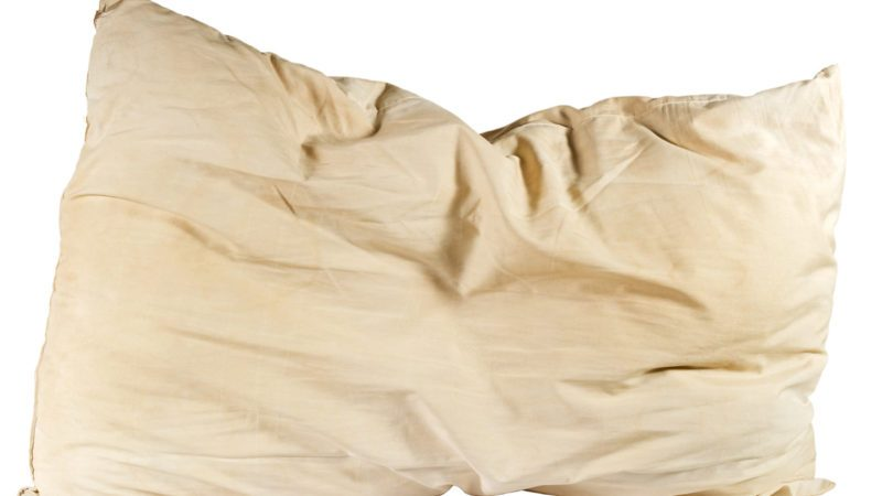 How To Keep Your Pillows From Getting Misshapen The