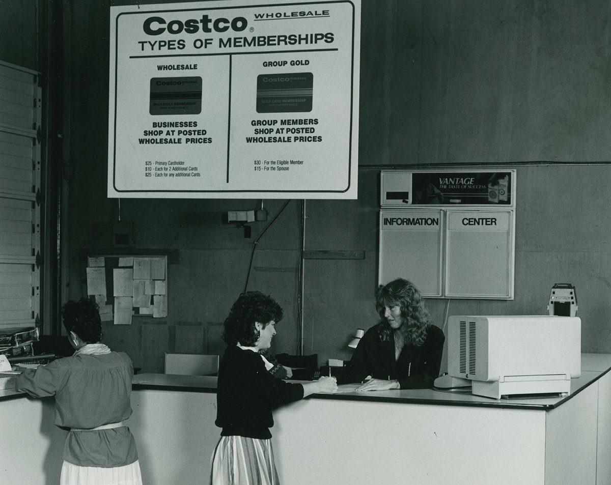 costco vintage membership