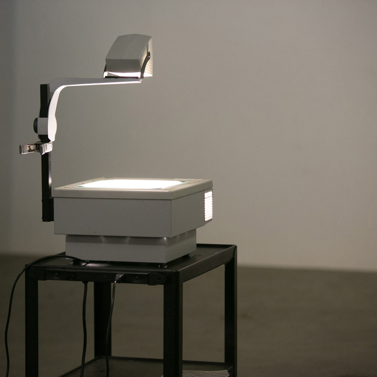 Overhead-projector