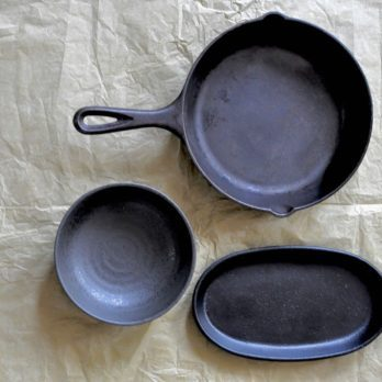This Is Where to Store Your Cast-Iron Skillet