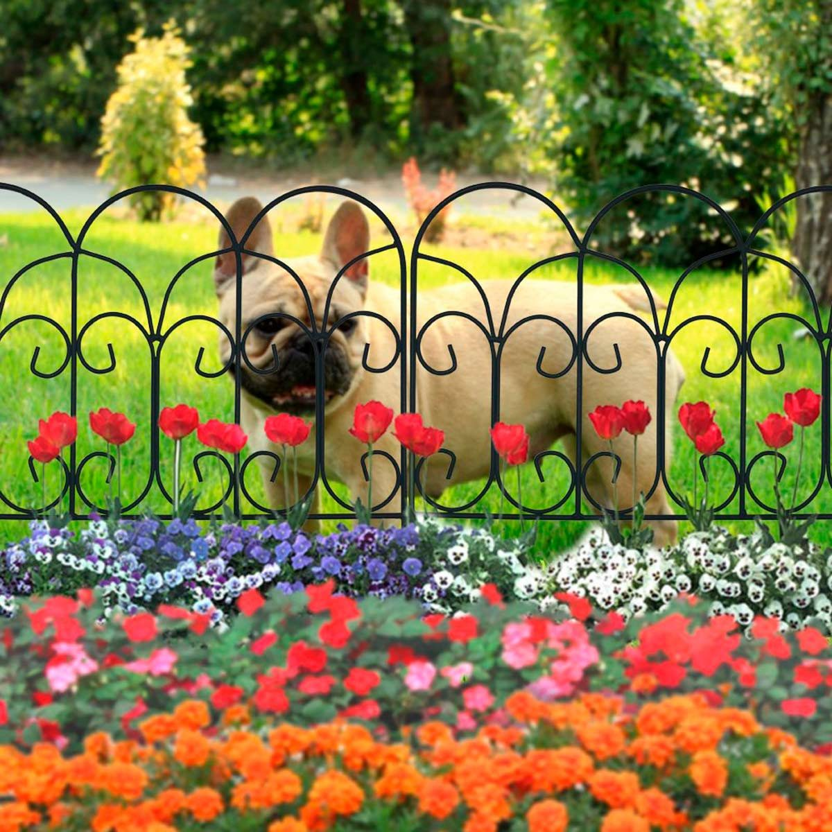10 Flower Bed Fencing Ideas To Spruce Up Your Landscape Family