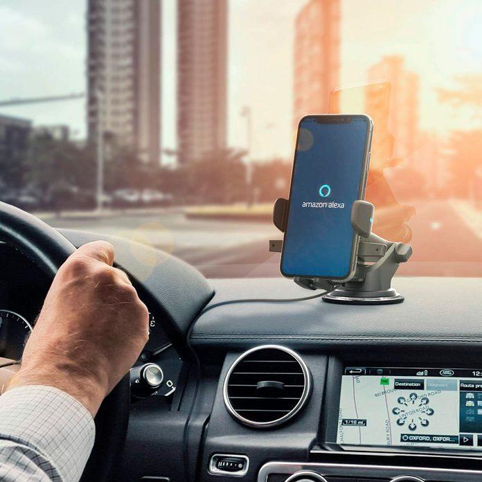 iOttie smart car accessory