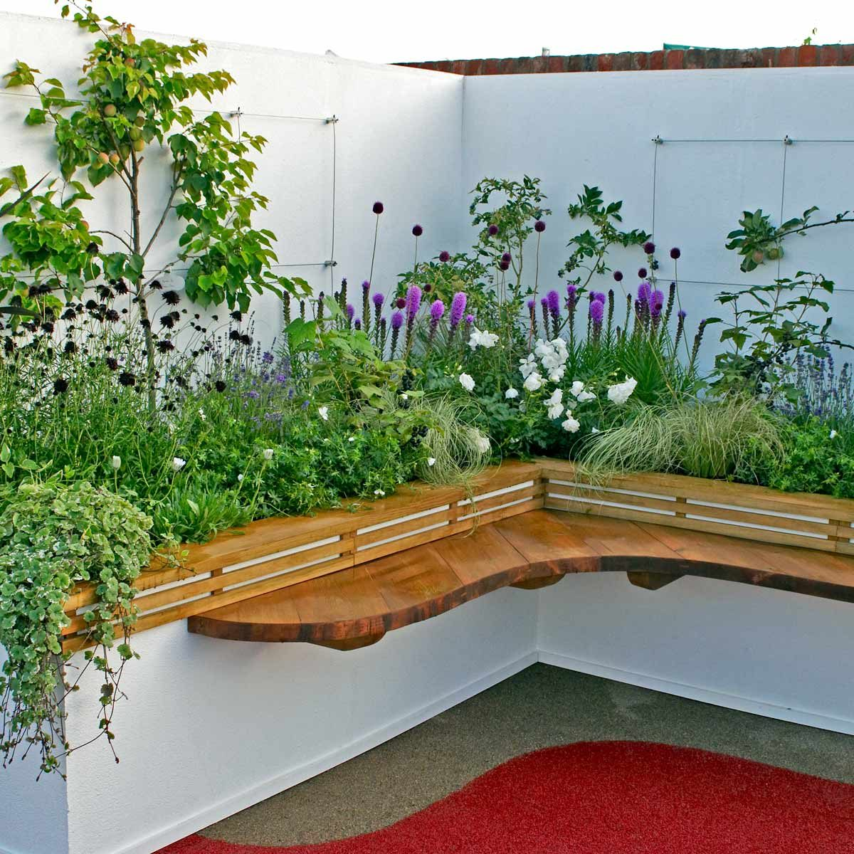 Eye Catching Raised Flower Bed Ideas Family Handyman