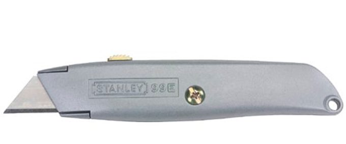 stanley classic 99 utility knife