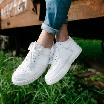 The Best Ways to Clean White Sneakers