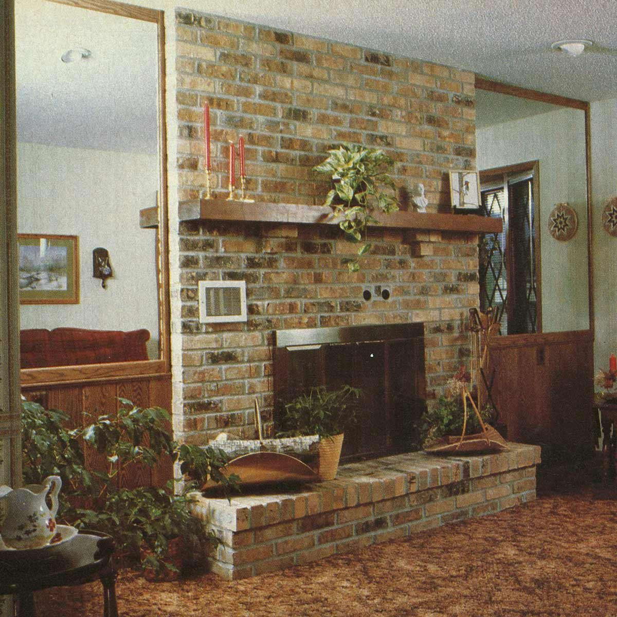 What Living Rooms In The 80s Really Looked Like