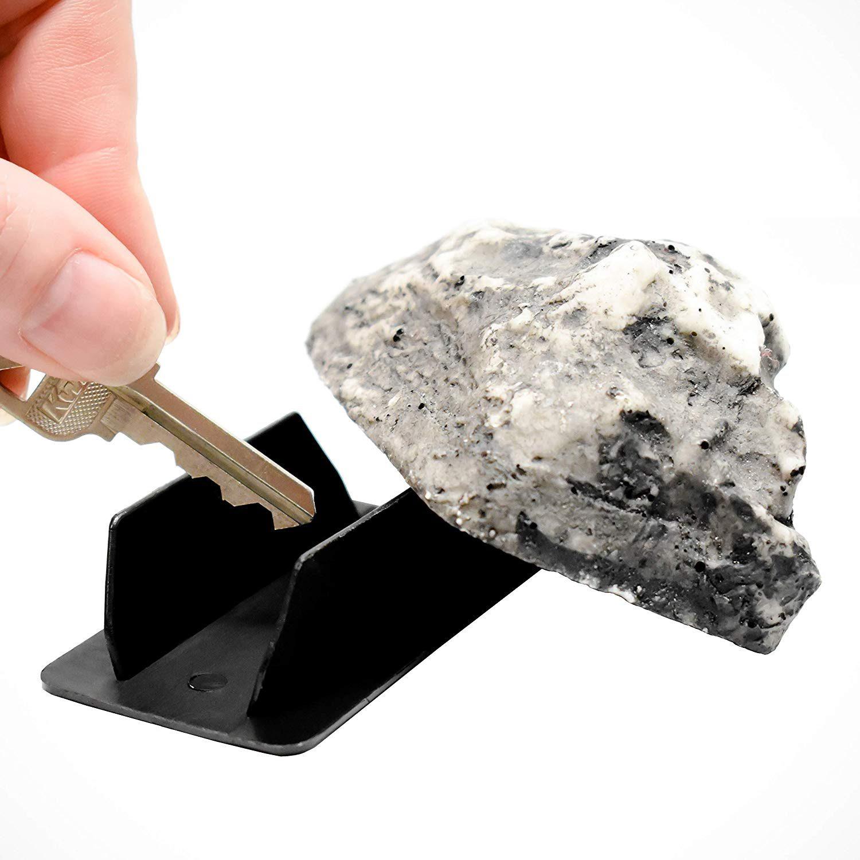 hidden rock key