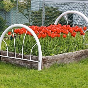 24 Clever Repurposed Garden Containers