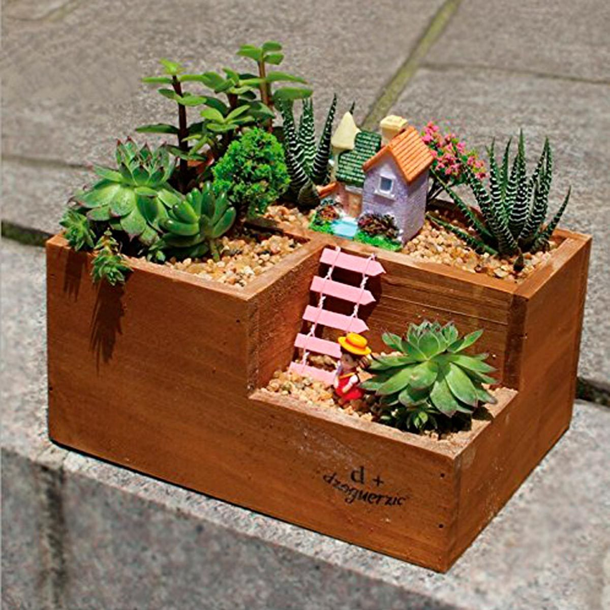 Delightful Fairy Garden Containers