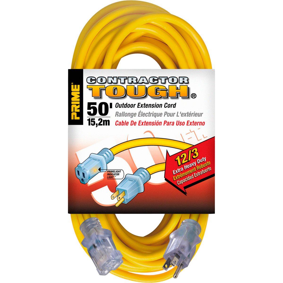 Contractor-tough-extension-cord
