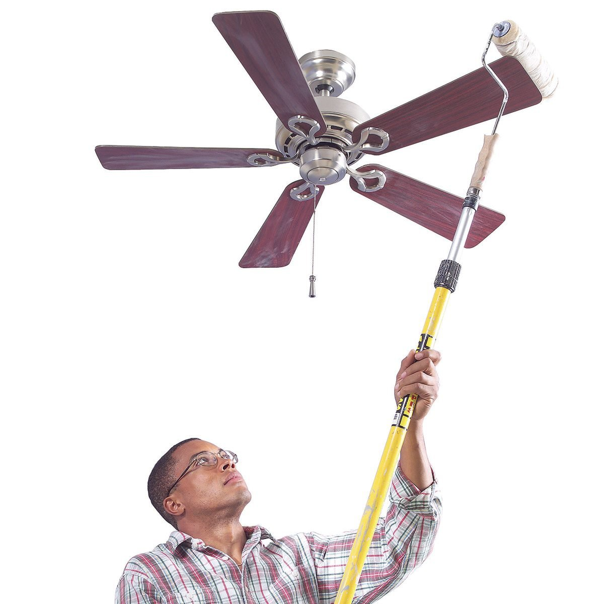cleaning-ceiling-fan