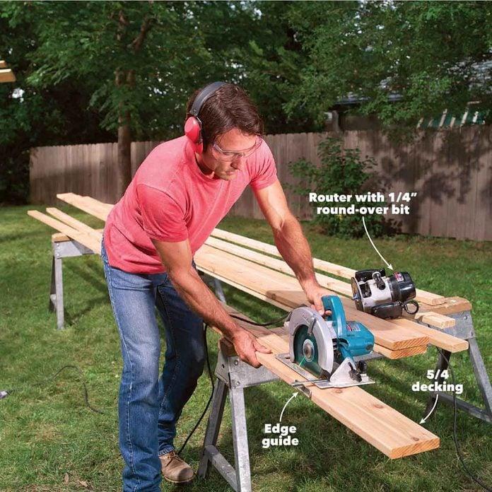 hammock awning rip the cedar