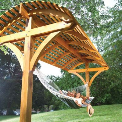 How to Build a Hammock Awning