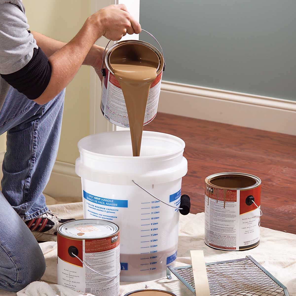 Diy Interior Wall Painting Tips