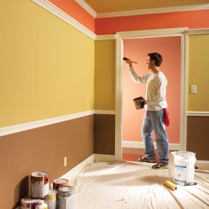 Indoor Painting Tips & Techniques