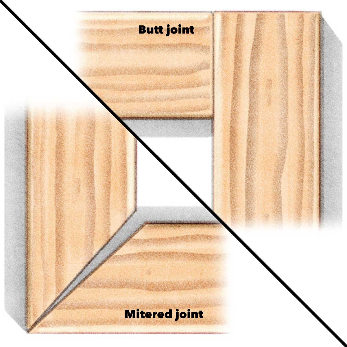 deck building tips different joints