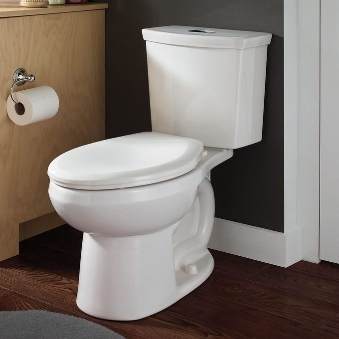 American Standard H2Option Siphonic Toilet