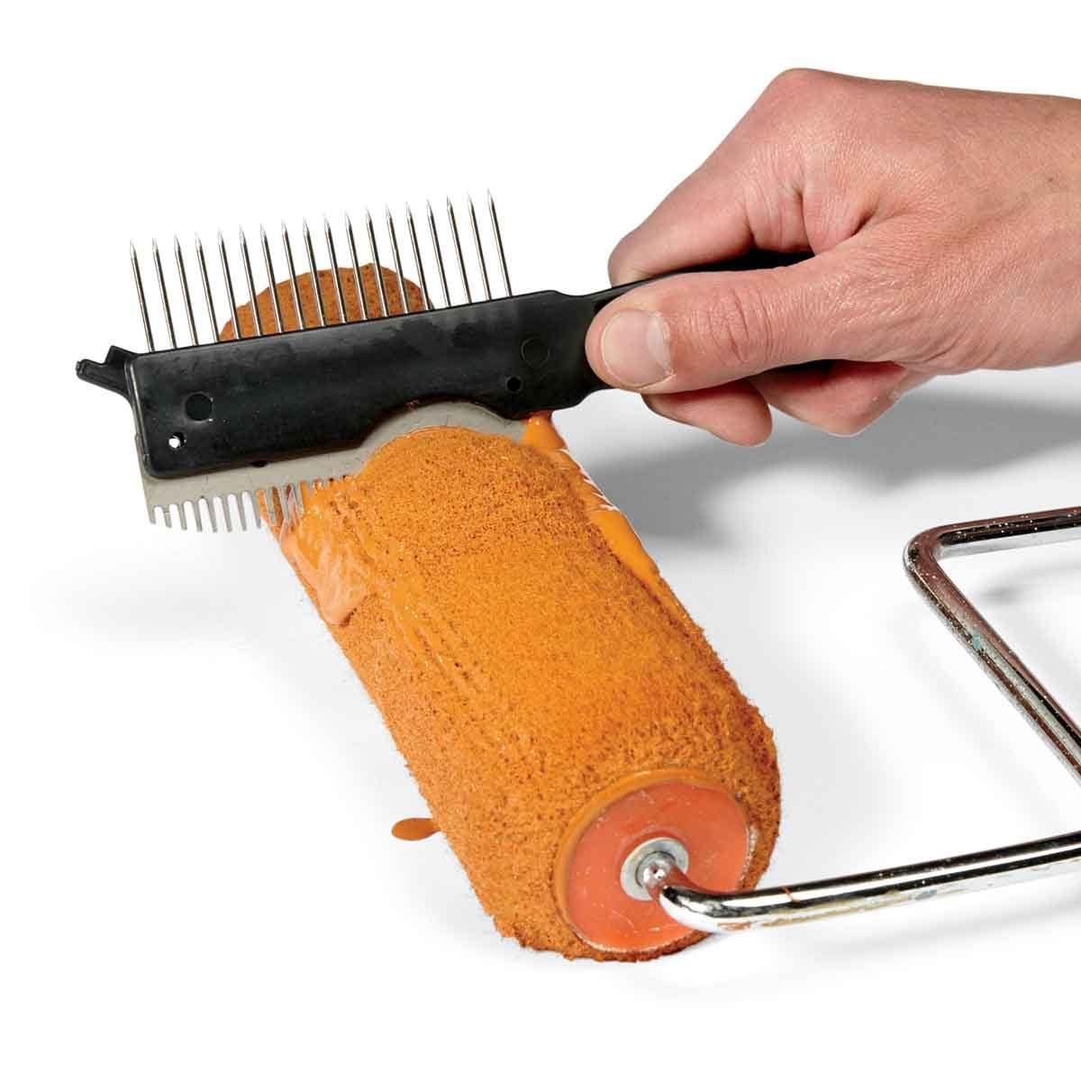 stuff we love warner professional paint brush comb