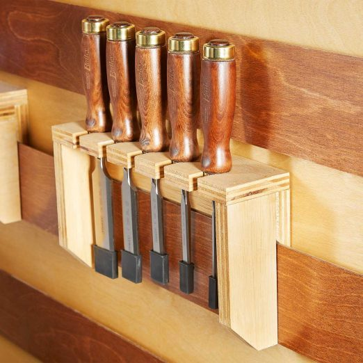 French Cleat Tool Holder Building Tips