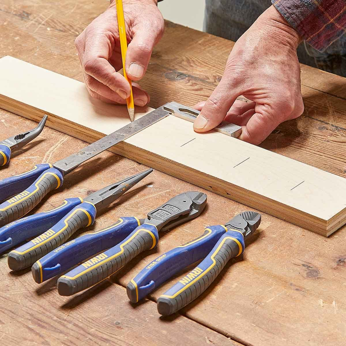 french cleat tool wall tool holders
