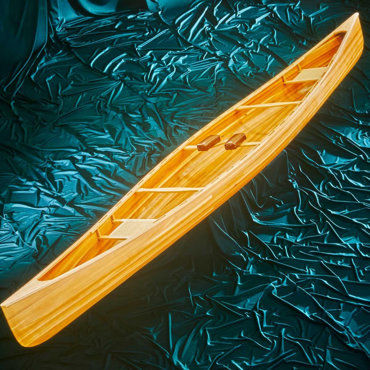 How To Build A Canoe Family Handyman