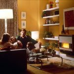 What Living Rooms in the '80s Really Looked Like