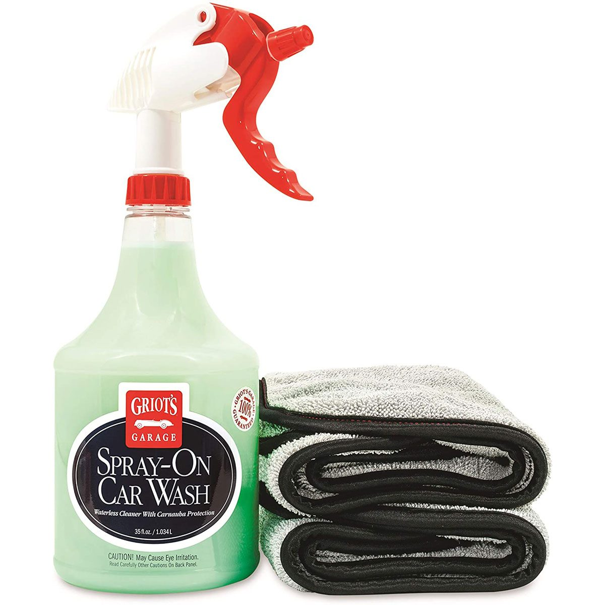 Griot's Garage cleaning spray
