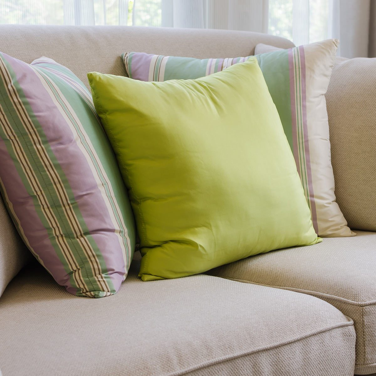 Pillow-on-sofa-at-home