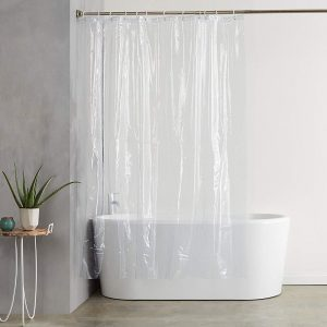 Stop Throwing Away Your Shower Liners and Do This Instead