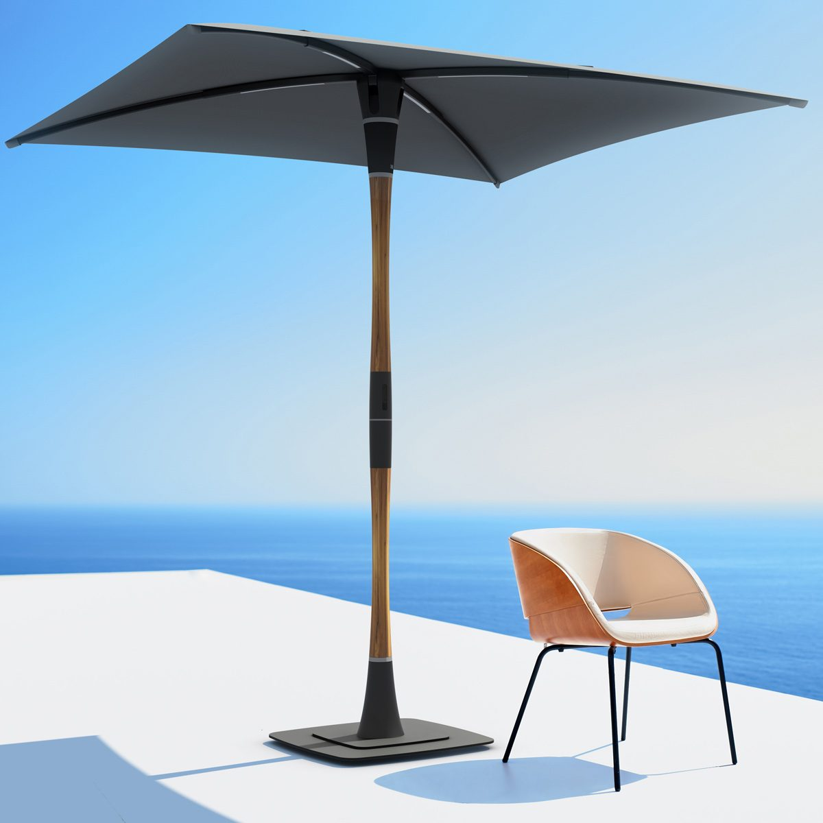 ShadeCraft-Blossom Umbrella