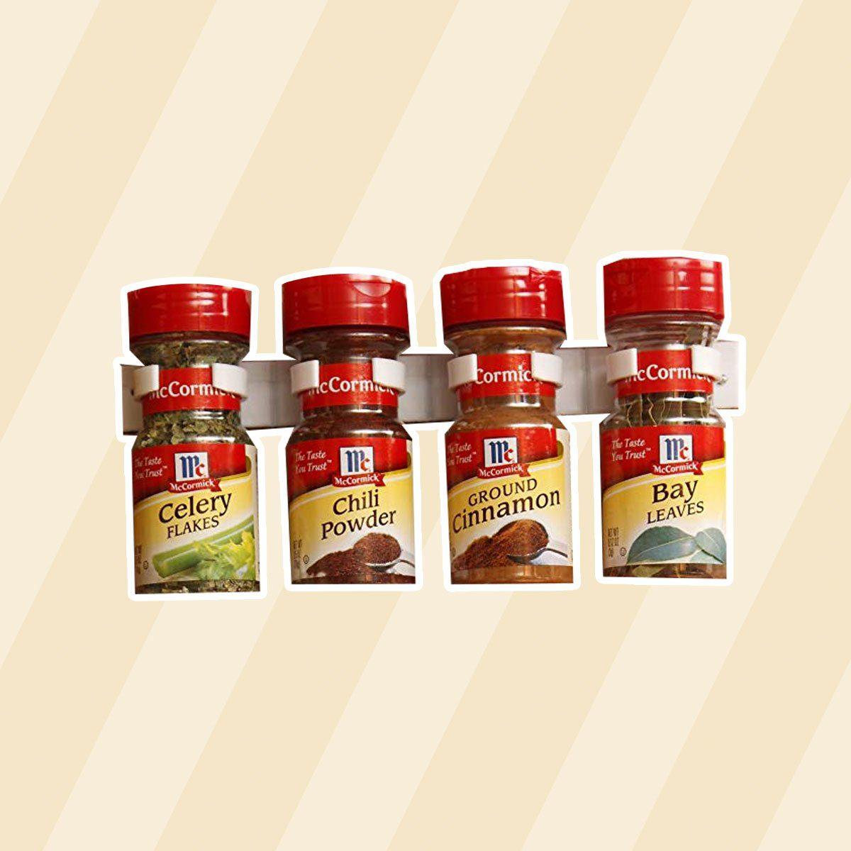 Spice Jar Clips