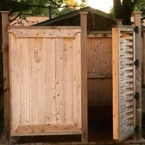 Reader Project: DIY Outdoor Shower