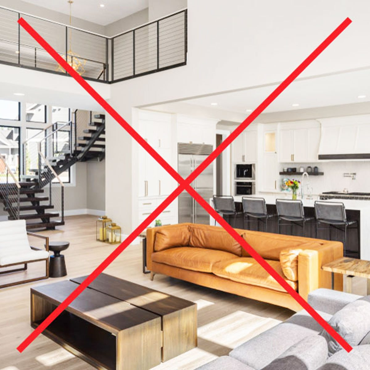 The Reason Why People Despise Open-Concept Homes | Family Handyman