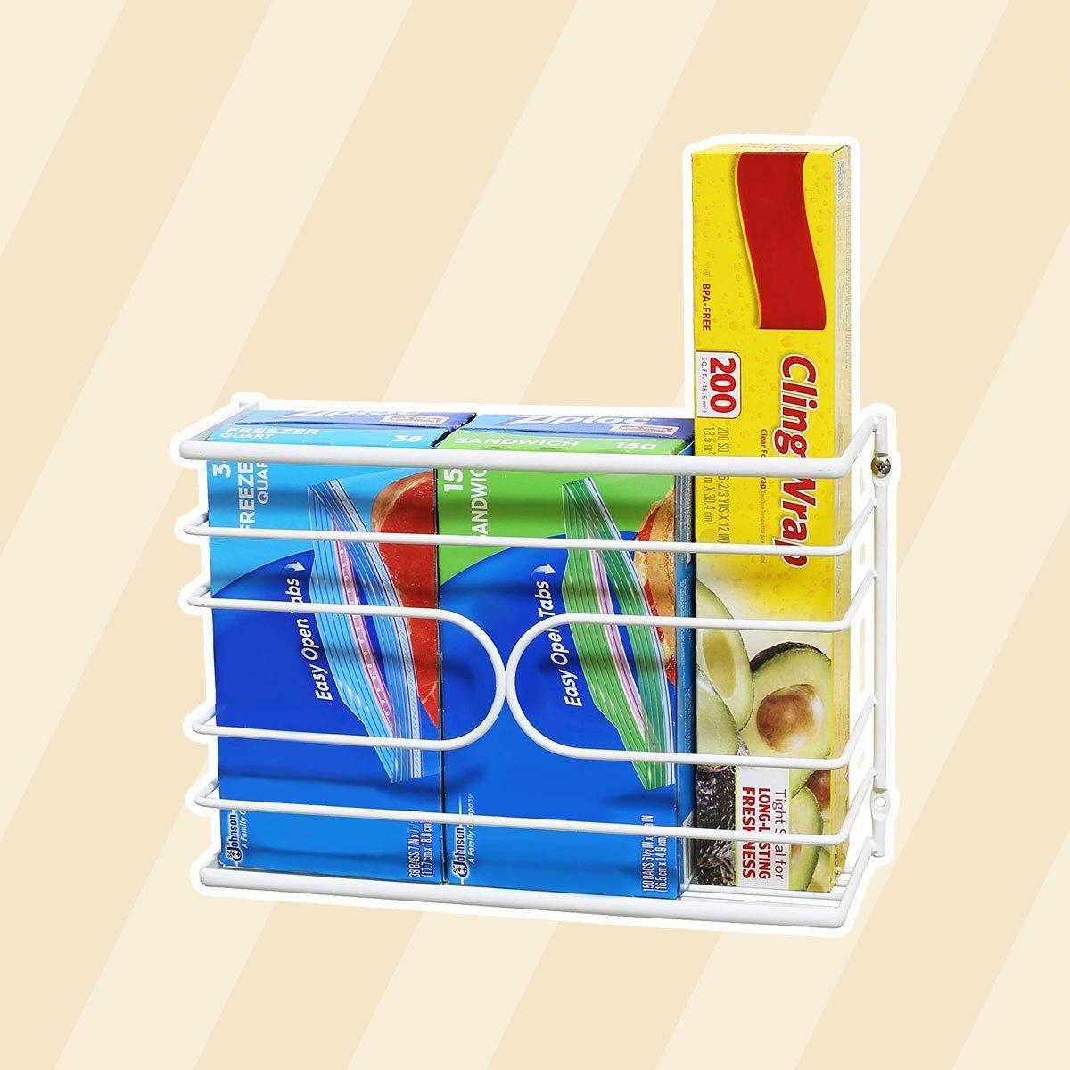 A Wrap Organizer