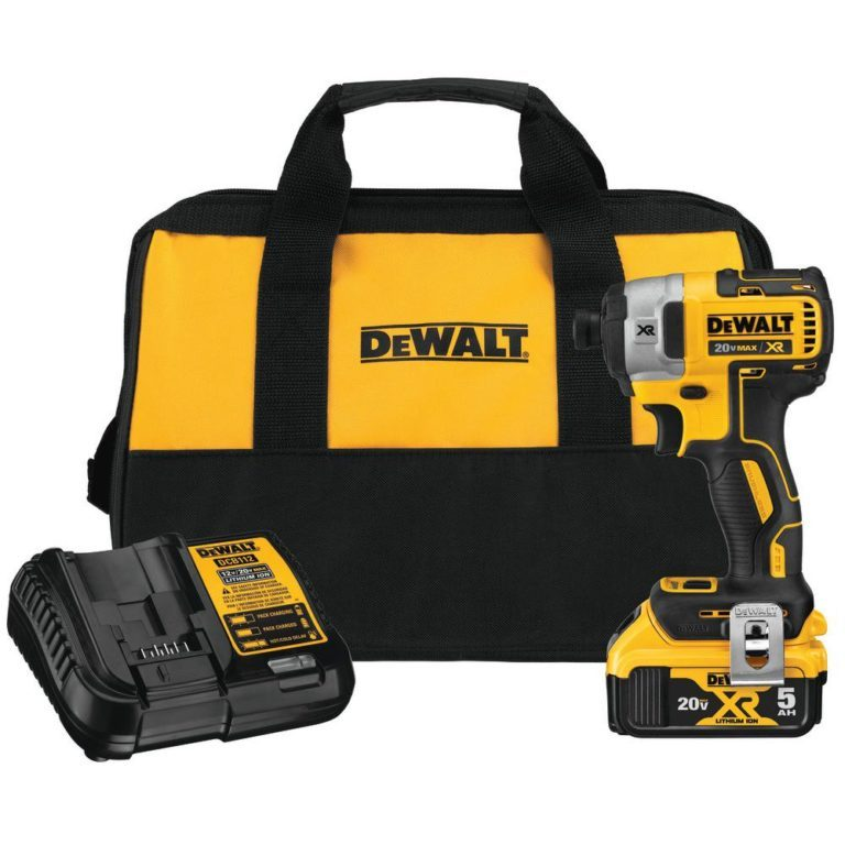 dewalt impact driver and charger