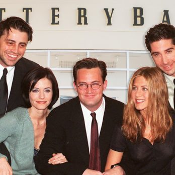 Pottery Barn Is There for You with the Friends Collection