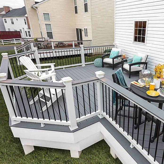 Trex Deck Railing Options